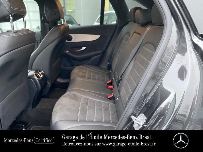 Photo 11 de l'offre de MERCEDES-BENZ GLC 220 d 194ch AMG Line 4Matic Launch Edition 9G-Tronic à 54490€ chez Garage de l'Étoile - Mercedes-Benz Brest