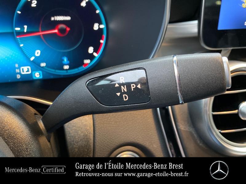 Photo 10 de l'offre de MERCEDES-BENZ GLC 220 d 194ch AMG Line 4Matic Launch Edition 9G-Tronic à 54490€ chez Garage de l'Étoile - Mercedes-Benz Brest
