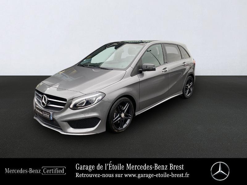 Photo 1 de l'offre de MERCEDES-BENZ Classe B 200 CDI Fascination 7G-DCT à 20890€ chez Garage de l'Étoile - Mercedes-Benz Brest