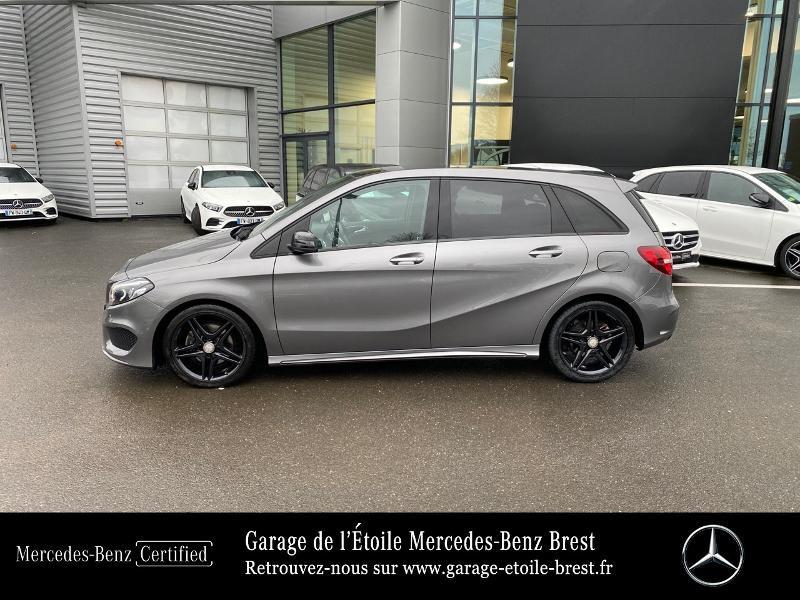 Photo 2 de l'offre de MERCEDES-BENZ Classe B 200 CDI Fascination 7G-DCT à 20890€ chez Garage de l'Étoile - Mercedes-Benz Brest