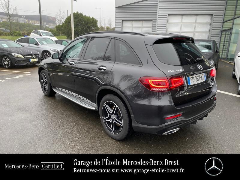 Photo 3 de l'offre de MERCEDES-BENZ GLC 220 d 194ch AMG Line 4Matic Launch Edition 9G-Tronic à 54490€ chez Garage de l'Étoile - Mercedes-Benz Brest