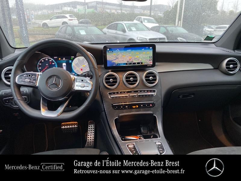 Photo 6 de l'offre de MERCEDES-BENZ GLC 220 d 194ch AMG Line 4Matic Launch Edition 9G-Tronic à 54490€ chez Garage de l'Étoile - Mercedes-Benz Brest
