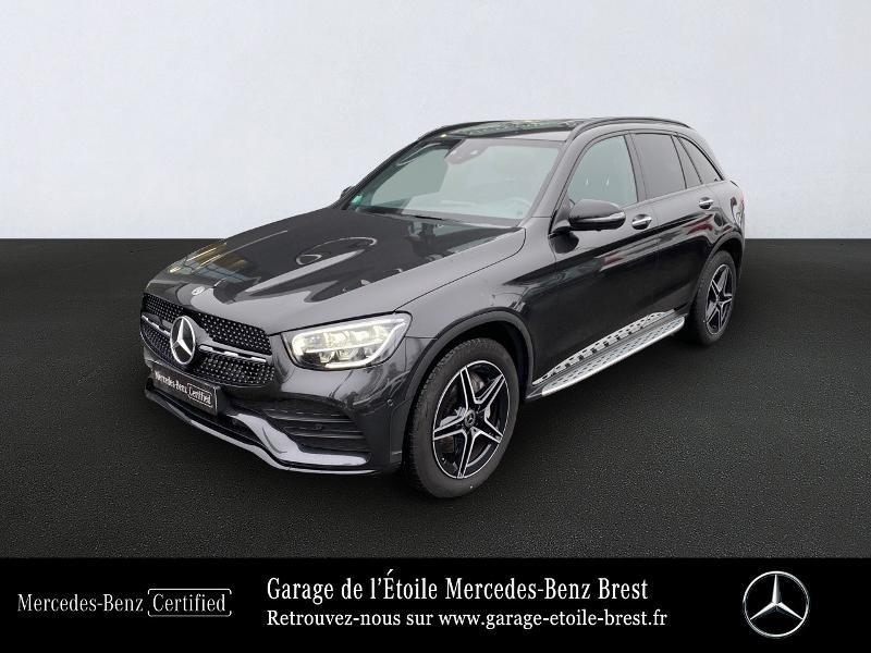 Photo 1 de l'offre de MERCEDES-BENZ GLC 220 d 194ch AMG Line 4Matic Launch Edition 9G-Tronic à 54490€ chez Garage de l'Étoile - Mercedes-Benz Brest