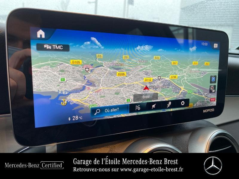 Photo 8 de l'offre de MERCEDES-BENZ GLC 220 d 194ch AMG Line 4Matic Launch Edition 9G-Tronic à 54490€ chez Garage de l'Étoile - Mercedes-Benz Brest