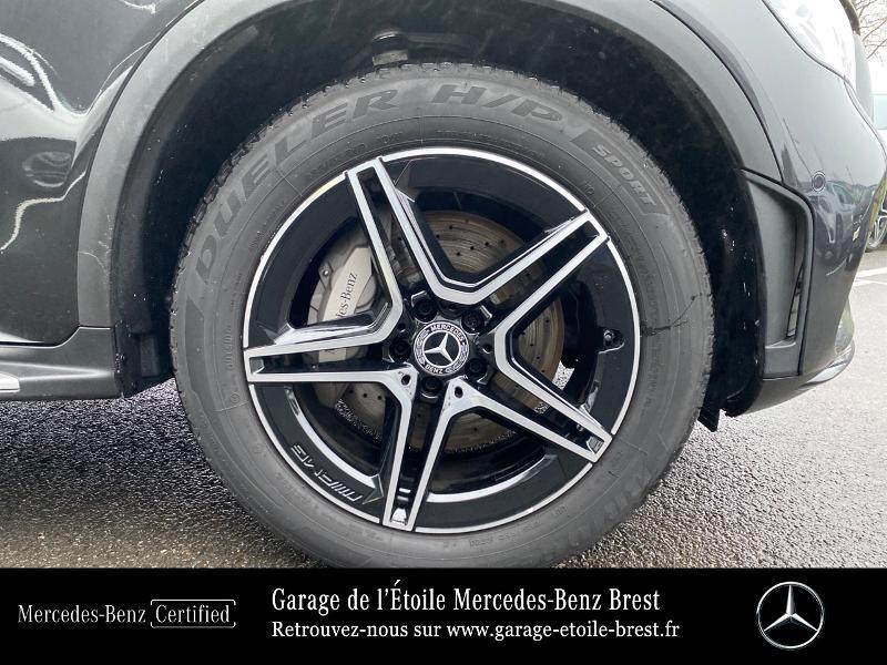 Photo 13 de l'offre de MERCEDES-BENZ GLC 220 d 194ch AMG Line 4Matic Launch Edition 9G-Tronic à 54490€ chez Garage de l'Étoile - Mercedes-Benz Brest