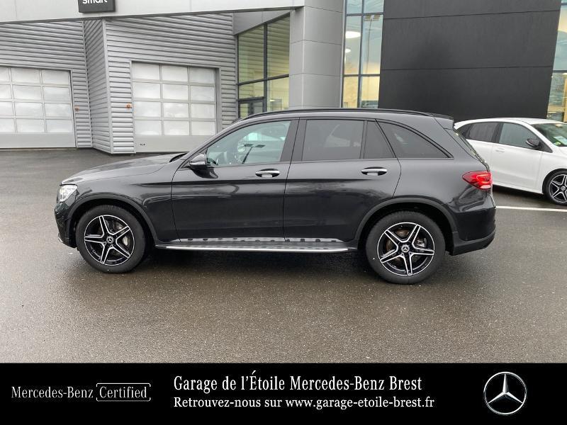 Photo 2 de l'offre de MERCEDES-BENZ GLC 220 d 194ch AMG Line 4Matic Launch Edition 9G-Tronic à 54490€ chez Garage de l'Étoile - Mercedes-Benz Brest