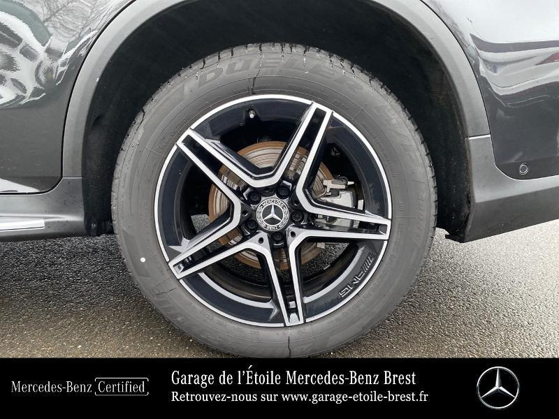 Photo 15 de l'offre de MERCEDES-BENZ GLC 220 d 194ch AMG Line 4Matic Launch Edition 9G-Tronic à 54490€ chez Garage de l'Étoile - Mercedes-Benz Brest
