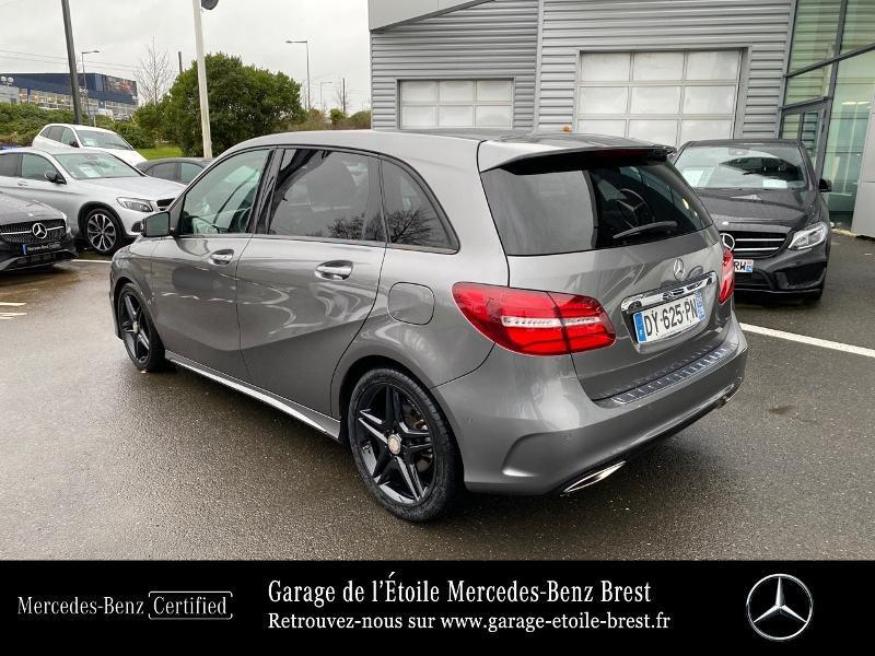 Photo 3 de l'offre de MERCEDES-BENZ Classe B 200 CDI Fascination 7G-DCT à 20890€ chez Garage de l'Étoile - Mercedes-Benz Brest