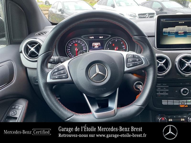 Photo 7 de l'offre de MERCEDES-BENZ Classe B 200 CDI Fascination 7G-DCT à 20890€ chez Garage de l'Étoile - Mercedes-Benz Brest