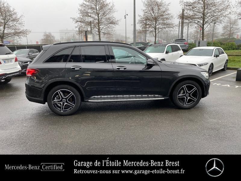 Photo 4 de l'offre de MERCEDES-BENZ GLC 220 d 194ch AMG Line 4Matic Launch Edition 9G-Tronic à 54490€ chez Garage de l'Étoile - Mercedes-Benz Brest
