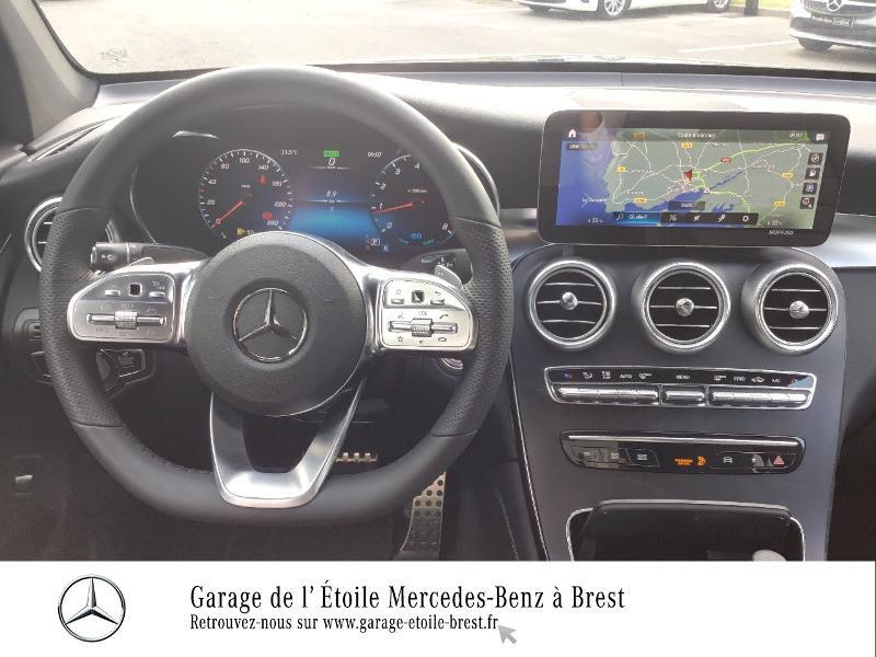 Photo 6 de l'offre de MERCEDES-BENZ GLC Coupe 300 258ch EQ Boost AMG Line 4Matic 9G-Tronic Euro6d-T-EVAP-ISC à 63990€ chez Garage de l'Étoile - Mercedes-Benz Brest