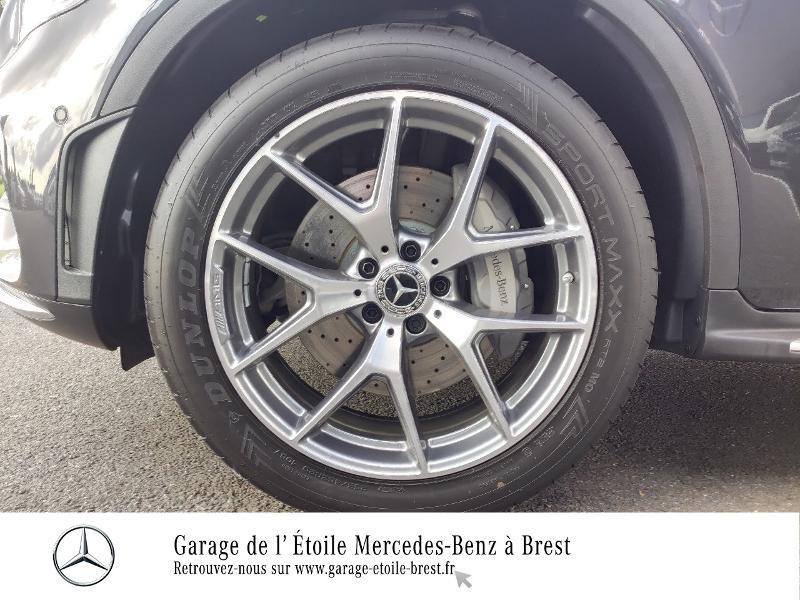 Photo 13 de l'offre de MERCEDES-BENZ GLC Coupe 300 258ch EQ Boost AMG Line 4Matic 9G-Tronic Euro6d-T-EVAP-ISC à 63990€ chez Garage de l'Étoile - Mercedes-Benz Brest