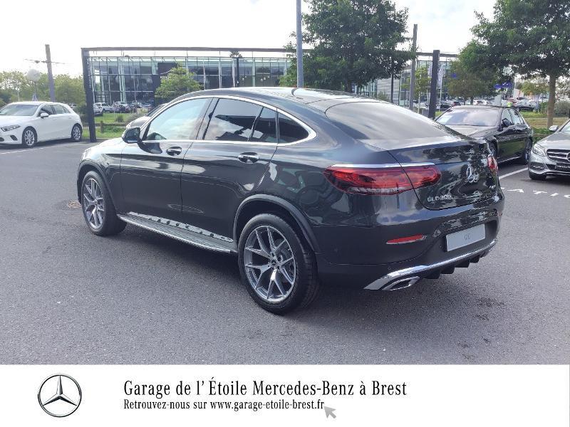 Photo 3 de l'offre de MERCEDES-BENZ GLC Coupe 300 258ch EQ Boost AMG Line 4Matic 9G-Tronic Euro6d-T-EVAP-ISC à 63990€ chez Garage de l'Étoile - Mercedes-Benz Brest