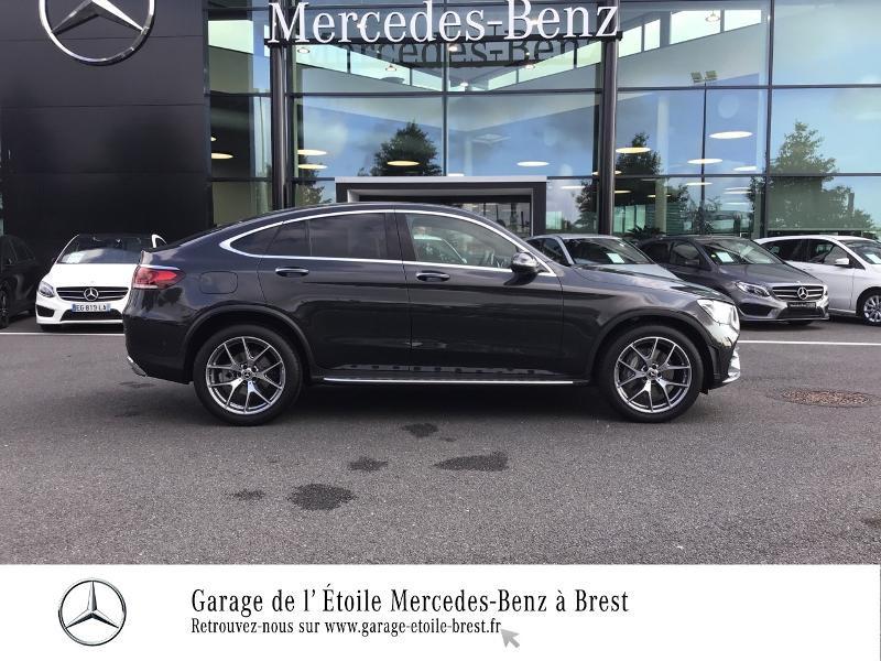 Photo 4 de l'offre de MERCEDES-BENZ GLC Coupe 300 258ch EQ Boost AMG Line 4Matic 9G-Tronic Euro6d-T-EVAP-ISC à 63990€ chez Garage de l'Étoile - Mercedes-Benz Brest
