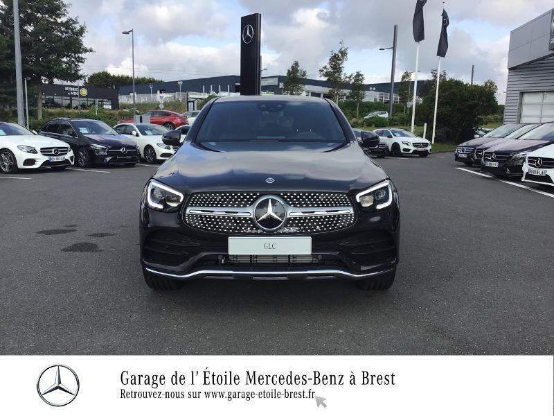 Photo 5 de l'offre de MERCEDES-BENZ GLC Coupe 300 258ch EQ Boost AMG Line 4Matic 9G-Tronic Euro6d-T-EVAP-ISC à 63990€ chez Garage de l'Étoile - Mercedes-Benz Brest