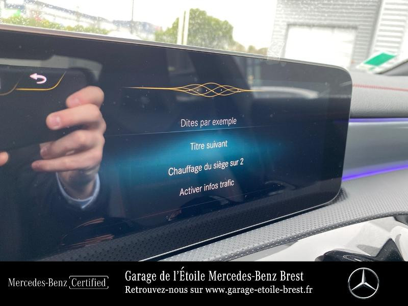 Photo 30 de l'offre de MERCEDES-BENZ CLA 200 d 150ch AMG Line 8G-DCT à 39790€ chez Garage de l'Étoile - Mercedes-Benz Brest