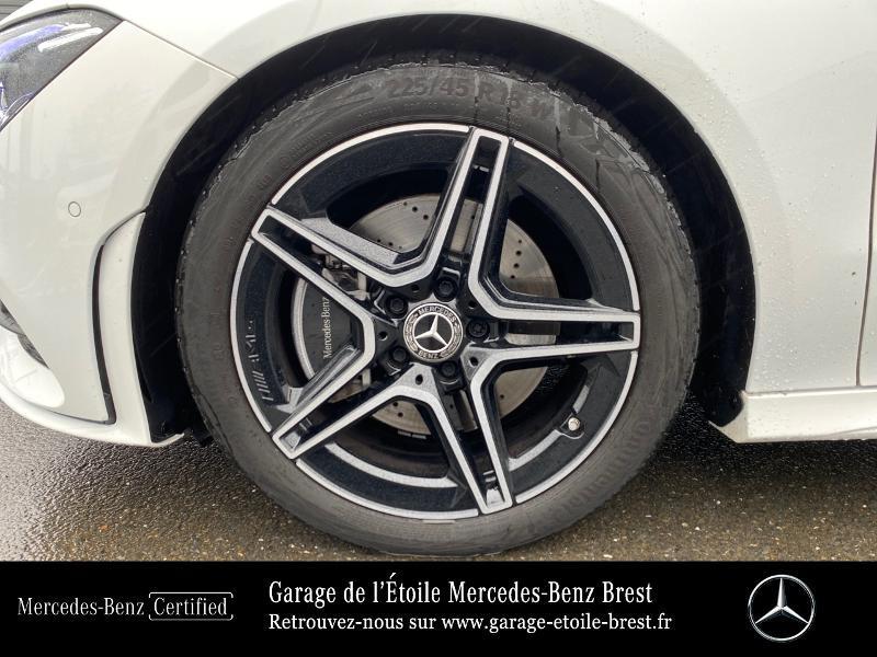 Photo 13 de l'offre de MERCEDES-BENZ CLA 200 d 150ch AMG Line 8G-DCT à 39790€ chez Garage de l'Étoile - Mercedes-Benz Brest