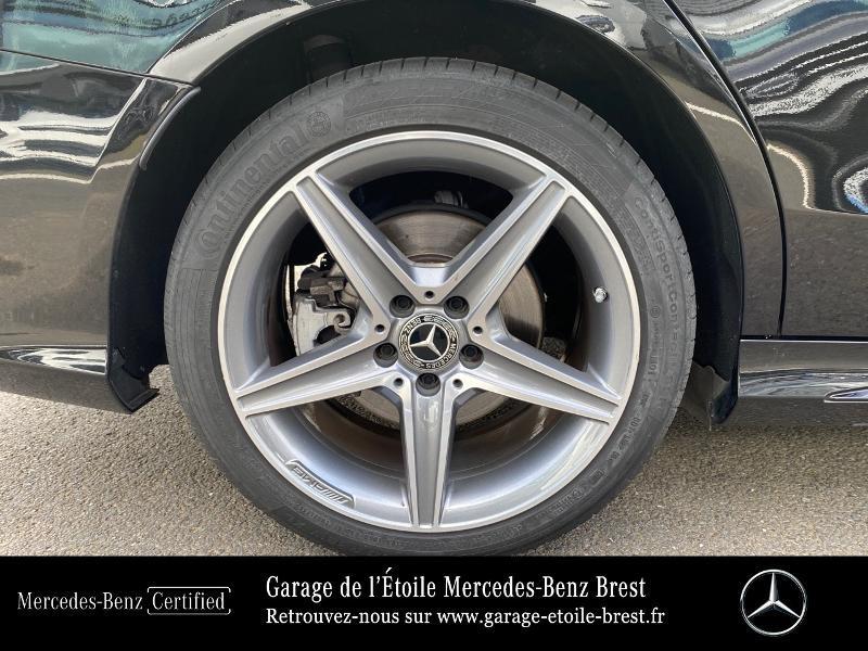 Photo 15 de l'offre de MERCEDES-BENZ Classe C Break 180 d Sportline 7G-Tronic Plus à 27400€ chez Garage de l'Étoile - Mercedes-Benz Brest