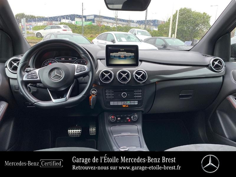 Photo 6 de l'offre de MERCEDES-BENZ Classe B 200 CDI Fascination 7G-DCT à 20890€ chez Garage de l'Étoile - Mercedes-Benz Brest
