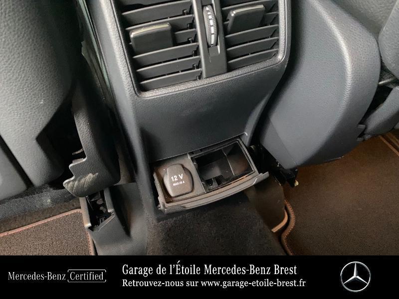 Photo 19 de l'offre de MERCEDES-BENZ Classe B 200 CDI Fascination 7G-DCT à 20890€ chez Garage de l'Étoile - Mercedes-Benz Brest