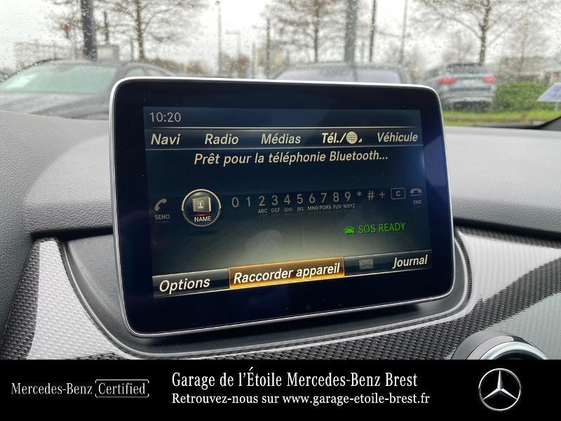 Photo 29 de l'offre de MERCEDES-BENZ Classe B 200 CDI Fascination 7G-DCT à 20890€ chez Garage de l'Étoile - Mercedes-Benz Brest