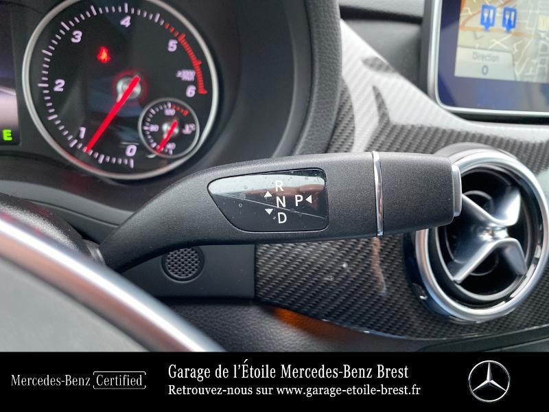Photo 10 de l'offre de MERCEDES-BENZ Classe B 200 CDI Fascination 7G-DCT à 20890€ chez Garage de l'Étoile - Mercedes-Benz Brest