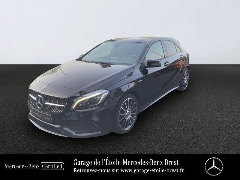 Mercedes-Benz Classe A 200 d WhiteArt Edition 7G-DCT Diesel Noir Cosmos Occasion à vendre
