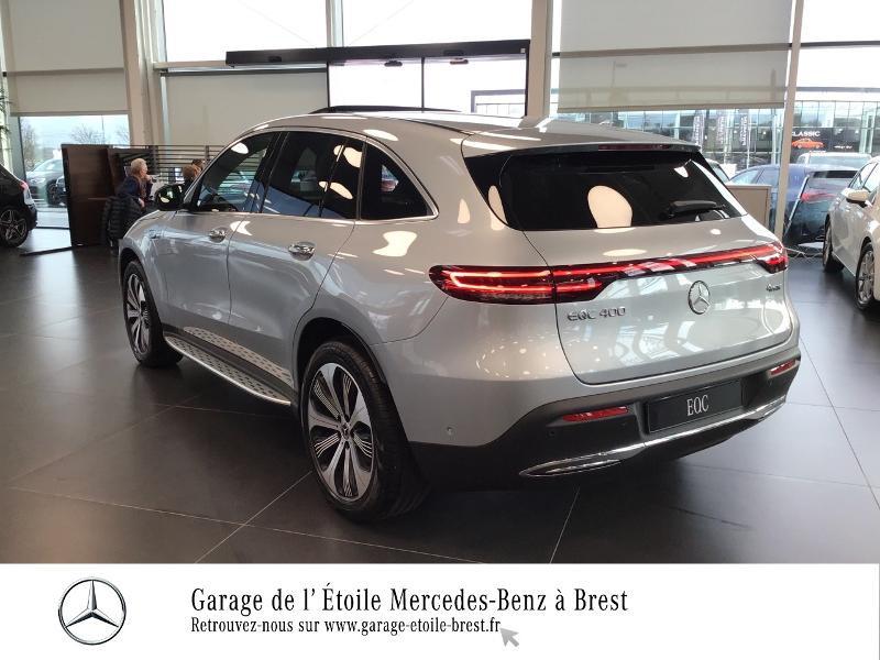 Photo 3 de l'offre de MERCEDES-BENZ EQC 400 408ch Edition 1886 4Matic à 72990€ chez Garage de l'Étoile - Mercedes-Benz Brest