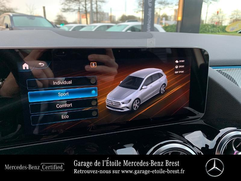 Photo 22 de l'offre de MERCEDES-BENZ Classe B 200d 150ch AMG Line Edition 8G-DCT 7cv à 34890€ chez Garage de l'Étoile - Mercedes-Benz Brest