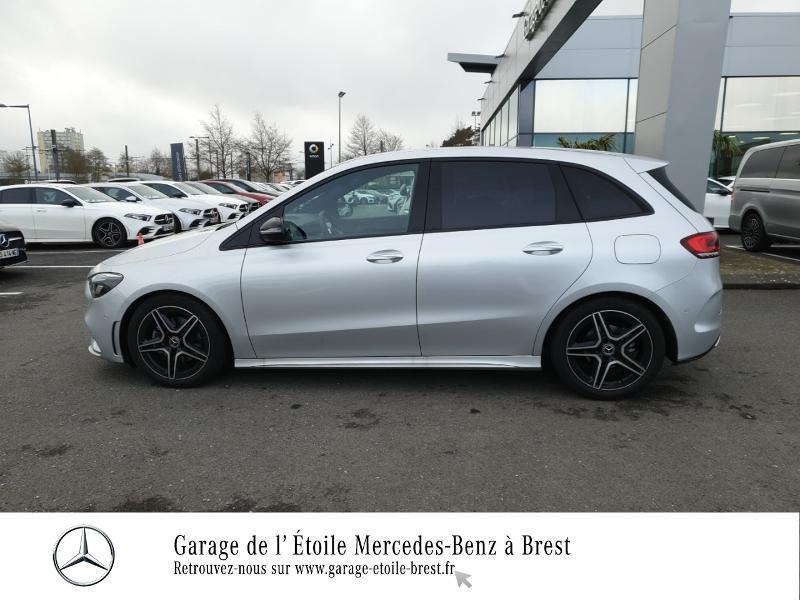 Photo 2 de l'offre de MERCEDES-BENZ Classe B 200d 150ch AMG Line Edition 8G-DCT 8cv à 36990€ chez Garage de l'Étoile - Mercedes-Benz Brest