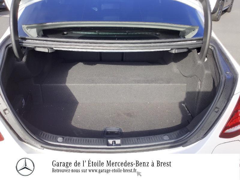 Photo 12 de l'offre de MERCEDES-BENZ Classe E 300 de 194+122ch AMG Line 9G-Tronic Euro6d-T-EVAP-ISC à 53990€ chez Garage de l'Étoile - Mercedes-Benz Brest