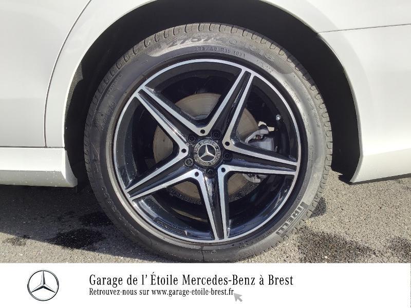 Photo 15 de l'offre de MERCEDES-BENZ Classe E 300 de 194+122ch AMG Line 9G-Tronic Euro6d-T-EVAP-ISC à 53990€ chez Garage de l'Étoile - Mercedes-Benz Brest