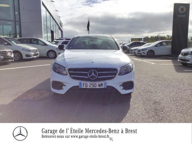 Photo 5 de l'offre de MERCEDES-BENZ Classe E 300 de 194+122ch AMG Line 9G-Tronic Euro6d-T-EVAP-ISC à 53990€ chez Garage de l'Étoile - Mercedes-Benz Brest