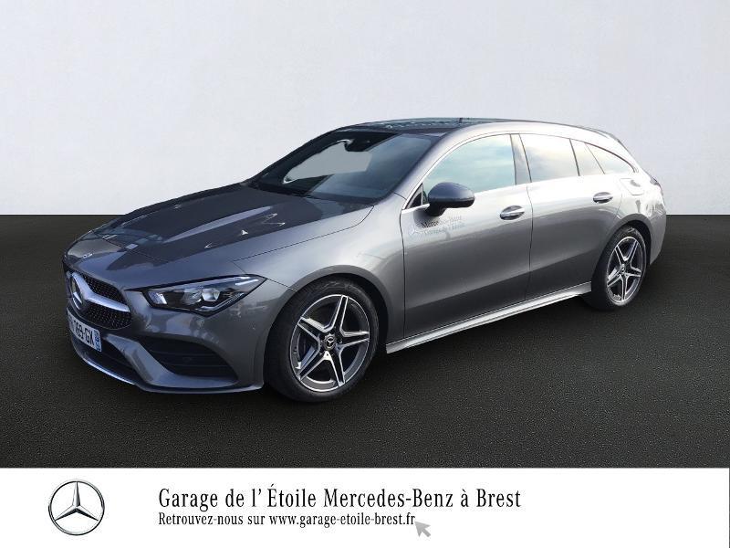 Photo 1 de l'offre de MERCEDES-BENZ CLA Shooting Brake 200 d 150ch AMG Line 8G-DCT à 42390€ chez Garage de l'Étoile - Mercedes-Benz Brest