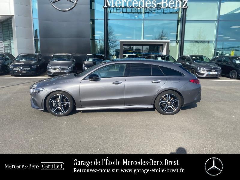 Photo 2 de l'offre de MERCEDES-BENZ CLA Shooting Brake 180 d 116ch AMG Line 7G-DCT à 39300€ chez Garage de l'Étoile - Mercedes-Benz Brest