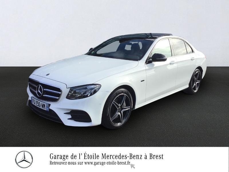 Photo 1 de l'offre de MERCEDES-BENZ Classe E 300 de 194+122ch AMG Line 9G-Tronic Euro6d-T-EVAP-ISC à 53990€ chez Garage de l'Étoile - Mercedes-Benz Brest