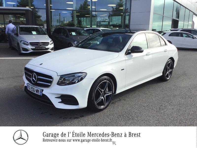 Photo 25 de l'offre de MERCEDES-BENZ Classe E 300 de 194+122ch AMG Line 9G-Tronic Euro6d-T-EVAP-ISC à 53990€ chez Garage de l'Étoile - Mercedes-Benz Brest