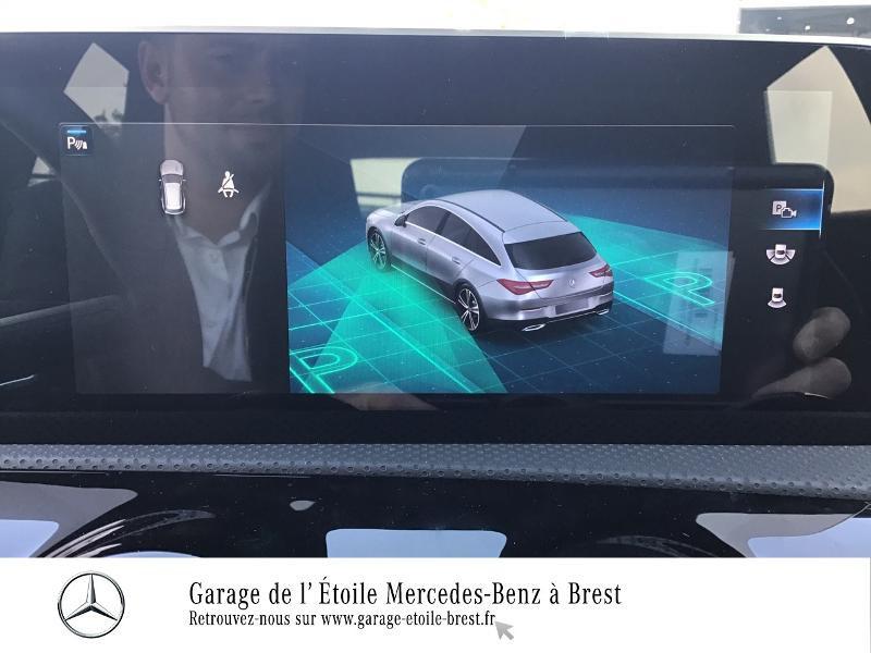 Photo 21 de l'offre de MERCEDES-BENZ CLA Shooting Brake 200 d 150ch AMG Line 8G-DCT à 42390€ chez Garage de l'Étoile - Mercedes-Benz Brest