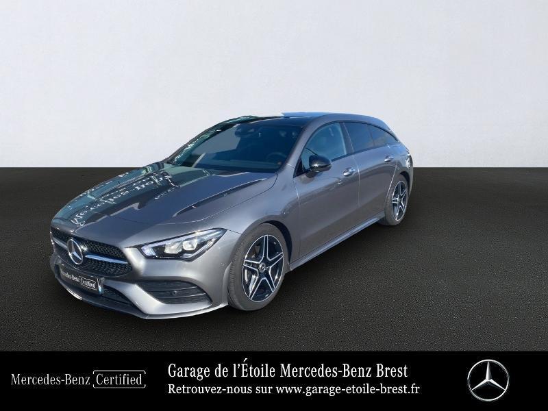Photo 1 de l'offre de MERCEDES-BENZ CLA Shooting Brake 180 d 116ch AMG Line 7G-DCT à 39300€ chez Garage de l'Étoile - Mercedes-Benz Brest