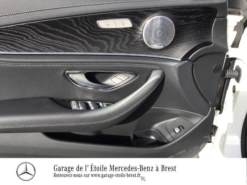 Photo 17 de l'offre de MERCEDES-BENZ Classe E 300 de 194+122ch AMG Line 9G-Tronic Euro6d-T-EVAP-ISC à 53990€ chez Garage de l'Étoile - Mercedes-Benz Brest