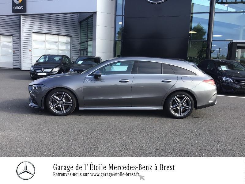 Photo 2 de l'offre de MERCEDES-BENZ CLA Shooting Brake 200 d 150ch AMG Line 8G-DCT à 42390€ chez Garage de l'Étoile - Mercedes-Benz Brest