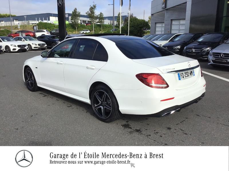 Photo 3 de l'offre de MERCEDES-BENZ Classe E 300 de 194+122ch AMG Line 9G-Tronic Euro6d-T-EVAP-ISC à 53990€ chez Garage de l'Étoile - Mercedes-Benz Brest