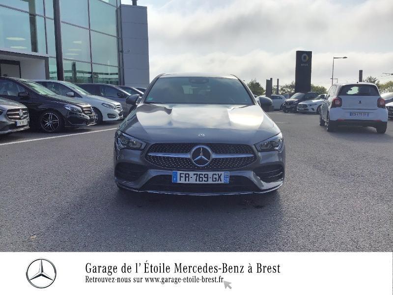 Photo 5 de l'offre de MERCEDES-BENZ CLA Shooting Brake 200 d 150ch AMG Line 8G-DCT à 42390€ chez Garage de l'Étoile - Mercedes-Benz Brest