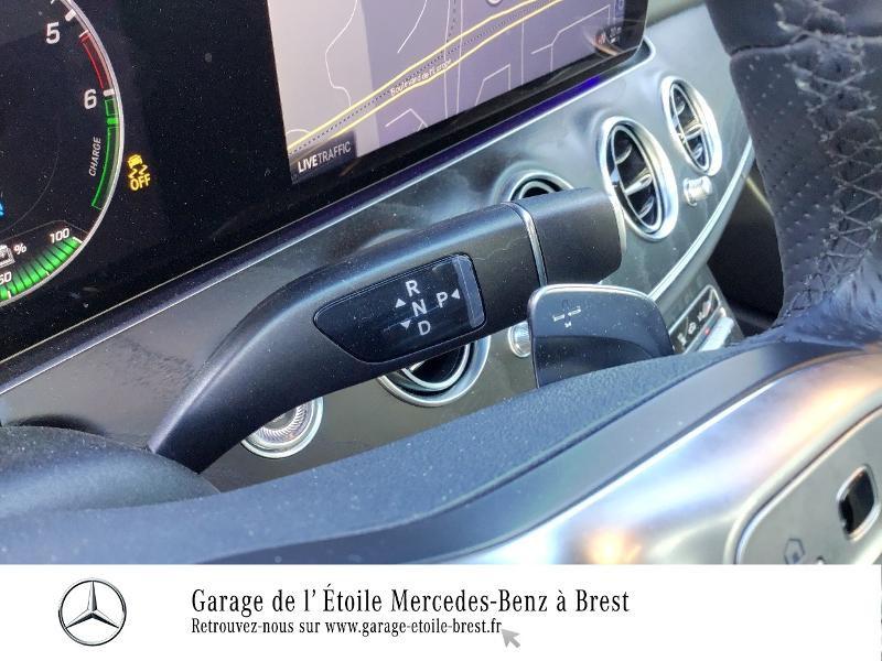 Photo 10 de l'offre de MERCEDES-BENZ Classe E 300 de 194+122ch AMG Line 9G-Tronic Euro6d-T-EVAP-ISC à 53990€ chez Garage de l'Étoile - Mercedes-Benz Brest