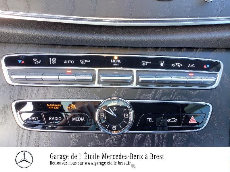 Photo 22 de l'offre de MERCEDES-BENZ Classe E 300 de 194+122ch AMG Line 9G-Tronic Euro6d-T-EVAP-ISC à 53990€ chez Garage de l'Étoile - Mercedes-Benz Brest
