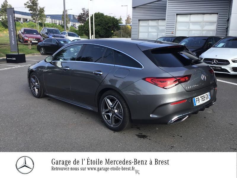 Photo 3 de l'offre de MERCEDES-BENZ CLA Shooting Brake 200 d 150ch AMG Line 8G-DCT à 42390€ chez Garage de l'Étoile - Mercedes-Benz Brest