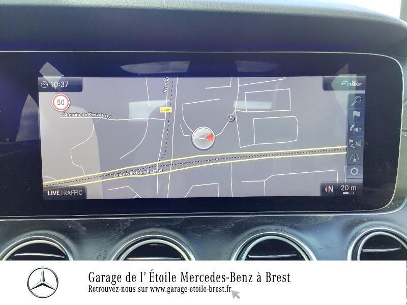 Photo 8 de l'offre de MERCEDES-BENZ Classe E 300 de 194+122ch AMG Line 9G-Tronic Euro6d-T-EVAP-ISC à 53990€ chez Garage de l'Étoile - Mercedes-Benz Brest