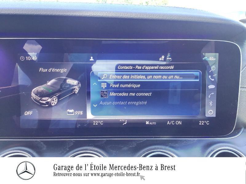 Photo 21 de l'offre de MERCEDES-BENZ Classe E 300 de 194+122ch AMG Line 9G-Tronic Euro6d-T-EVAP-ISC à 53990€ chez Garage de l'Étoile - Mercedes-Benz Brest