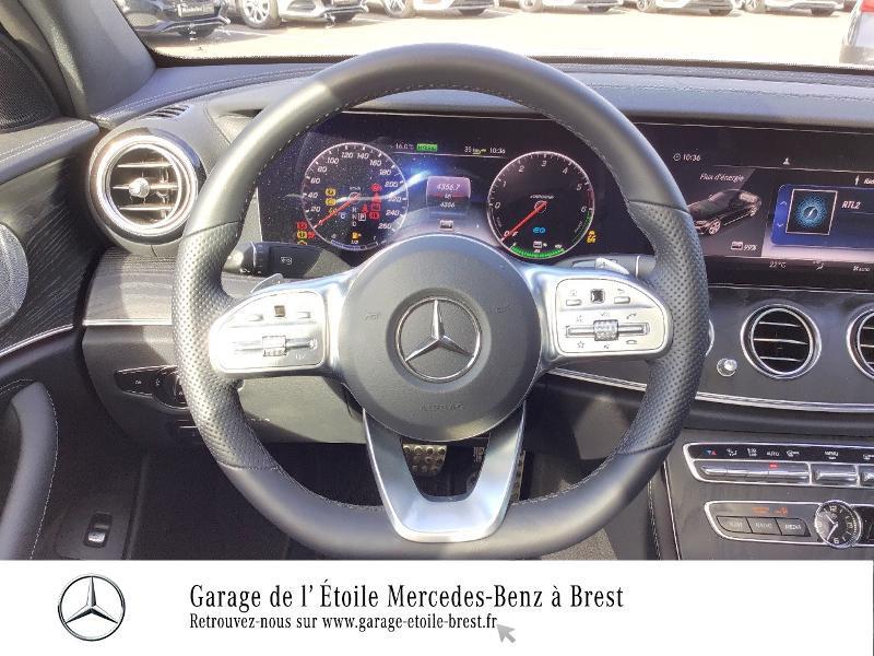 Photo 7 de l'offre de MERCEDES-BENZ Classe E 300 de 194+122ch AMG Line 9G-Tronic Euro6d-T-EVAP-ISC à 53990€ chez Garage de l'Étoile - Mercedes-Benz Brest