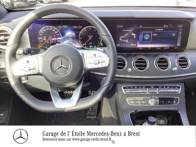 Photo 6 de l'offre de MERCEDES-BENZ Classe E 300 de 194+122ch AMG Line 9G-Tronic Euro6d-T-EVAP-ISC à 53990€ chez Garage de l'Étoile - Mercedes-Benz Brest